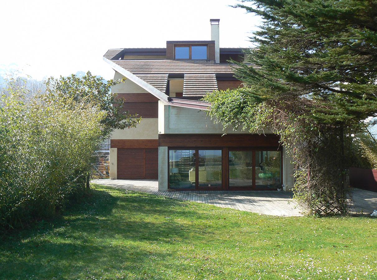 Proyectos casa en ribadesella allende arquitectos - Arquitectos asturias ...