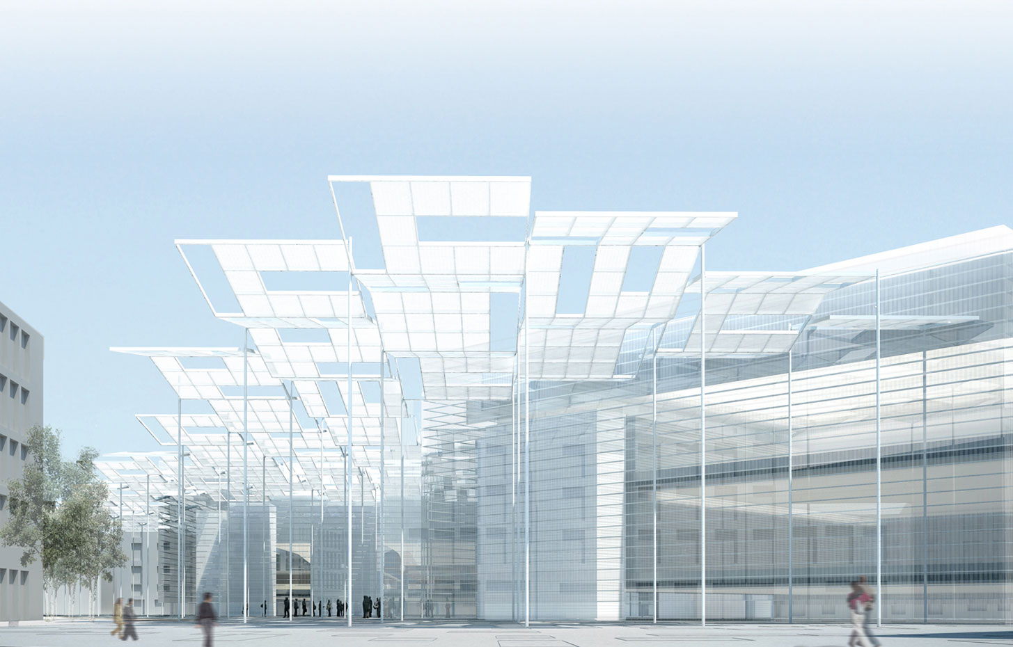 Projects reestruc plaza de la cebada allende arquitectos - Arquitectos madrid ...