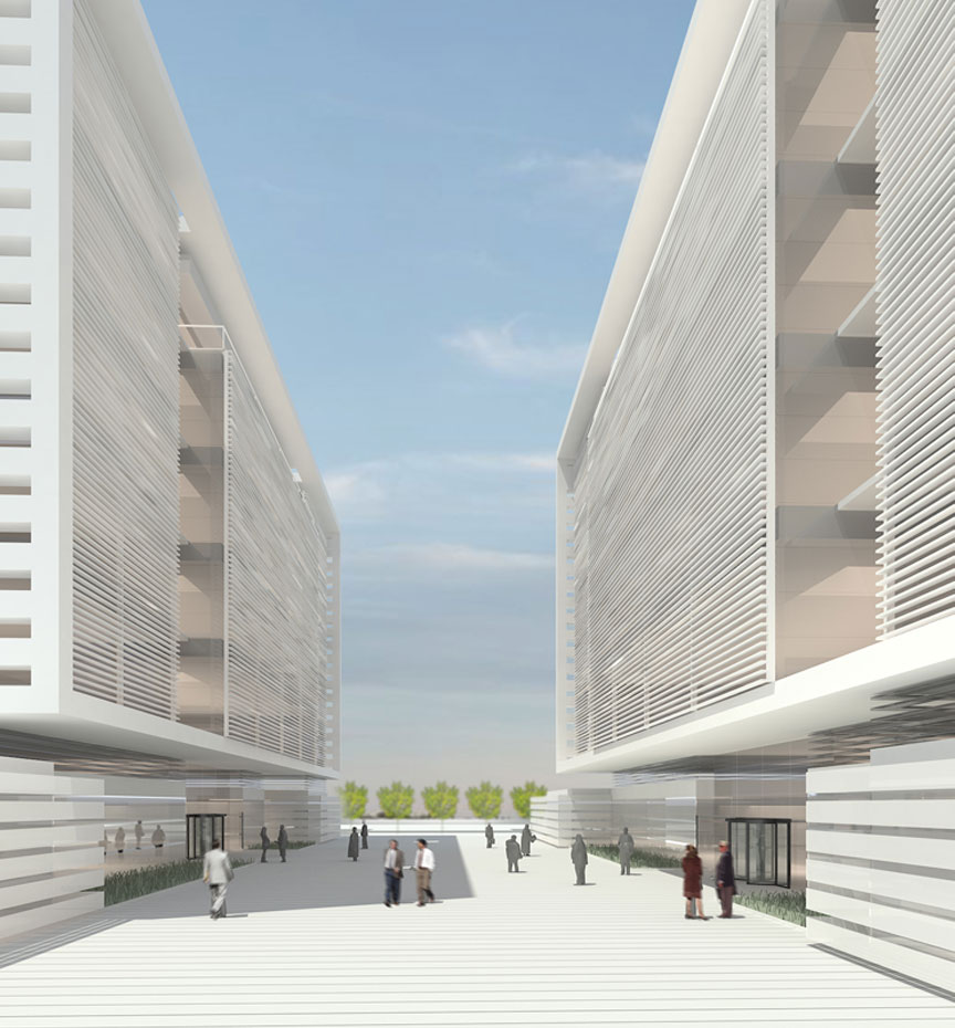 Proyectos tripark m laga allende arquitectos - Arquitectos interioristas malaga ...