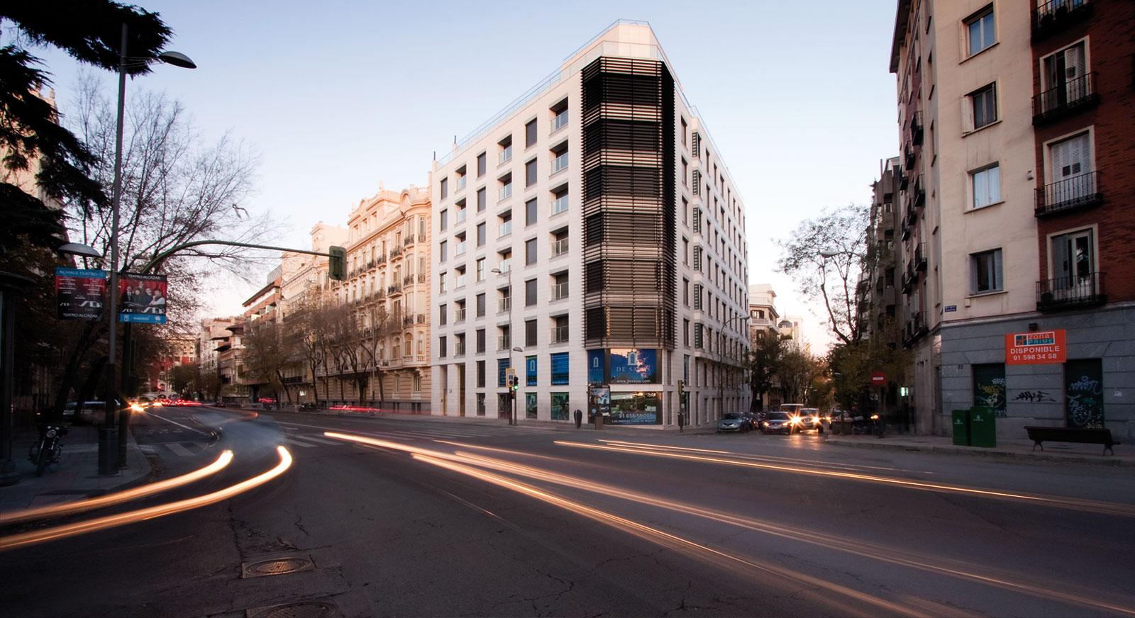 Projects almagro 34 allende arquitectos - Arquitectos madrid ...