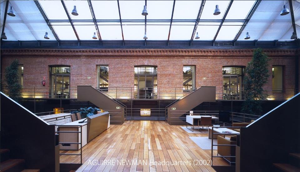 Allende arquitectos - Aguirre newman arquitectura ...