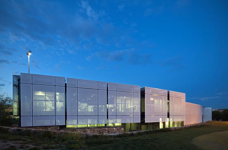 Centro de excelencia de la real federaci n espa ola de - Arquitectos en madrid ...
