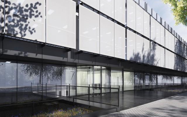 Edificio Manuel de Falla. allende arquitectos