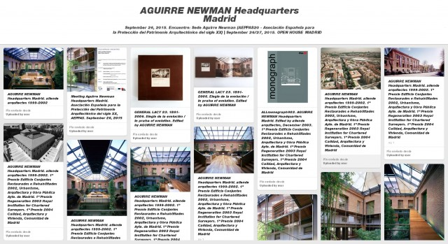 Aguirre newman headquarters madrid new board on pinterest - Aguirre newman arquitectura ...