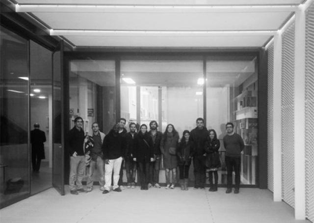 Arquitectura upsam visita la sede de allende arquitectos - Arquitectos en salamanca ...